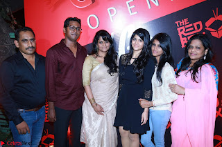 Megha Akash at The launch of The Red Box   Soups and Momos March 2017 001.JPG