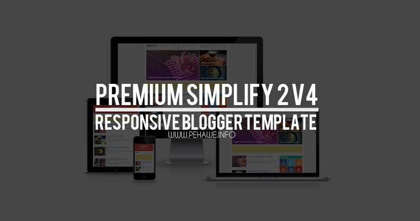 Simplify 2 V3 Clone Template