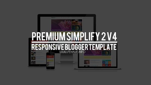 Free Download Template Simplify 2 V4 Premium