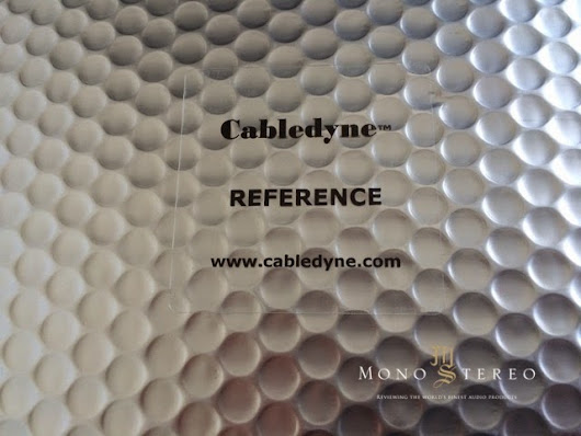 Cabledyne Reference silver Reference silver power cord review