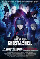 Ghost in the Shell: the New Movie (2015) Poster