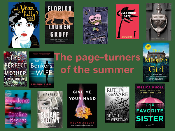 Best Books of Summer 2018 and a Giveaway