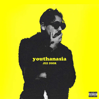 Jez Dior - Youthanasia (EP) (2016) - Album Download, Itunes Cover, Official Cover, Album CD Cover Art, Tracklist