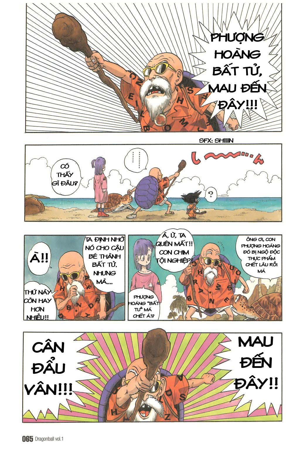 Dragon Ball chap 4 trang 3