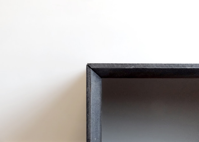 Andres Gonzalez Gil mesa dm negro black mdf table FILO