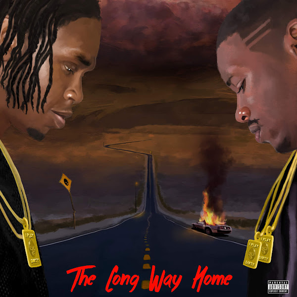 Krept & Konan - The Long Way Home (Deluxe) Cover
