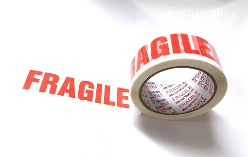 Special Offer on Fragile Tape