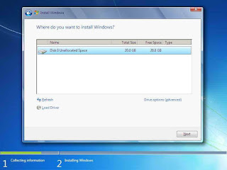 ARTIKEL Tutorial Cara Instal Ulang Windows 7/8/10