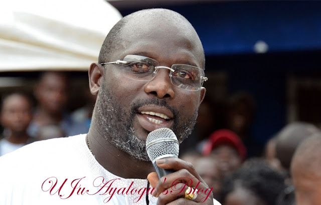 Weah Rallies Liberians Ahead Dec 26 Run-Off