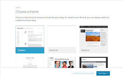Cara bikin Blog di wordpress