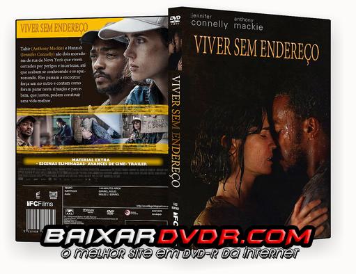 VIVER SEM ENDEREÇO (2015) DUAL AUDIO DVD-R OFICIAL