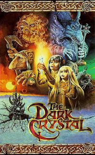 The Geeky Nerfherder: Movie Poster Art: The Dark Crystal ...