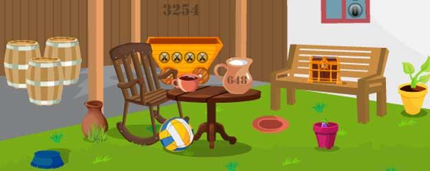 Juegos de Escape - Cute Bird Escape