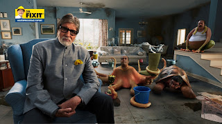 Dr. Fixit unveils new campaign featuring Mr Amitabh Bachchan