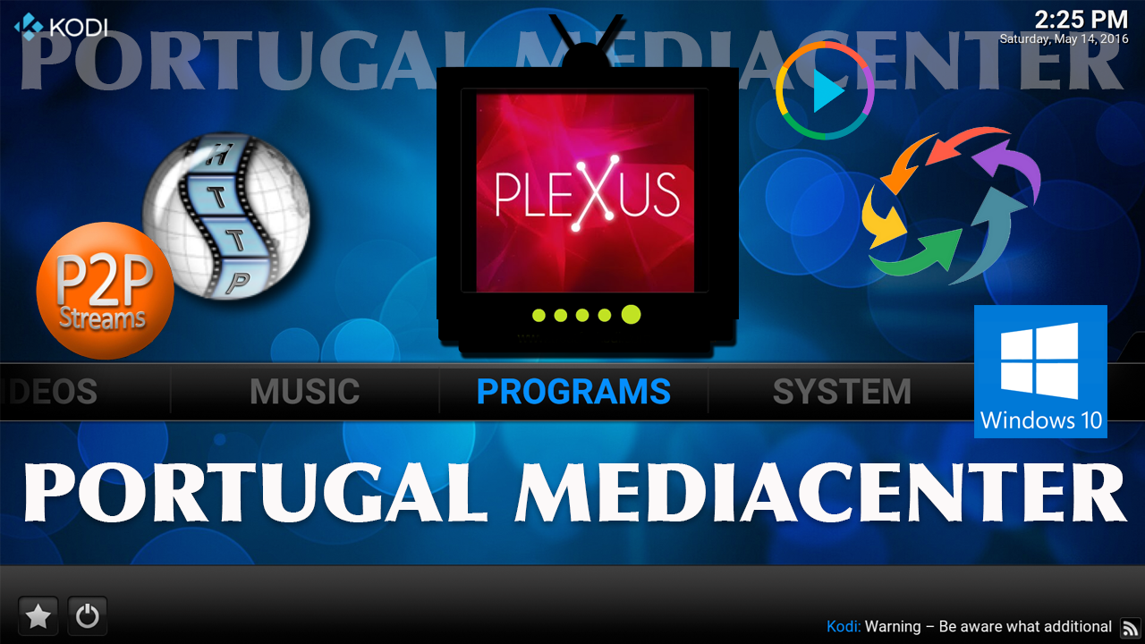 Como Instalar O Plexus No Kodi Windows 10 Portugal