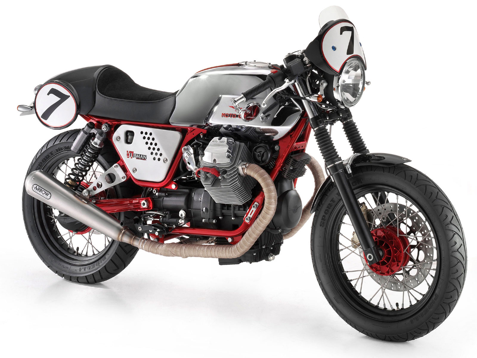 moto guzzi v7 endurance racer kit return of the cafe racers. Black Bedroom Furniture Sets. Home Design Ideas