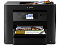 Epson WorkForce Pro WF-4730 Wireless Printer Setup