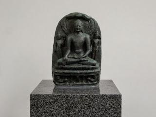 河口慧海師チベット招来仏