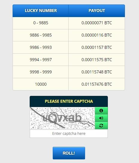 FreeBTC, ganar bitcoin cada hora