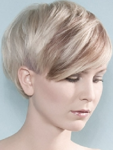 Awe Inspiring Latest Hairstyles Short Blonde Hairstyles For Women Short Hairstyles Gunalazisus
