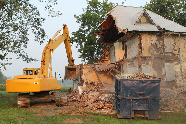 Demolish house melbourne