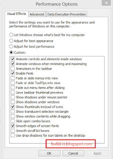 Disk bisa menggunakan software ProcessExplorer Terbukti, Cara Optimasi Kinerja Windows 7 dan Windows 8 Tanpa Software