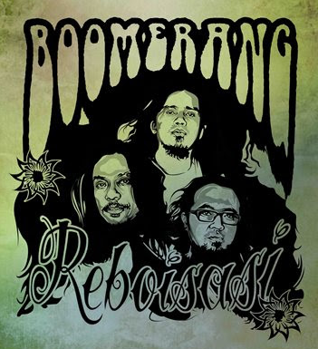 Download Kumpulan Lagu Boomerang Band Mp3 Full Album Lengkap