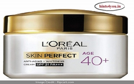This Anti Aging Moisturizing Cream is very effective for women with a maturity skin. There is a pro-collagen that removes fine lines and wrinkles and makes the skin shiny and young. The price of 50 grams is 425 / -.