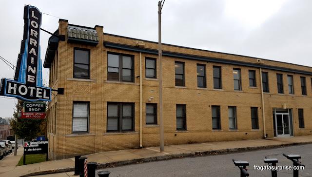 Lorraine Motel, em Memphis, sede do Museu Nacional dos Direitos Civis