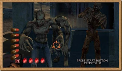 The House of the Dead 3 PC Games Gameplay
