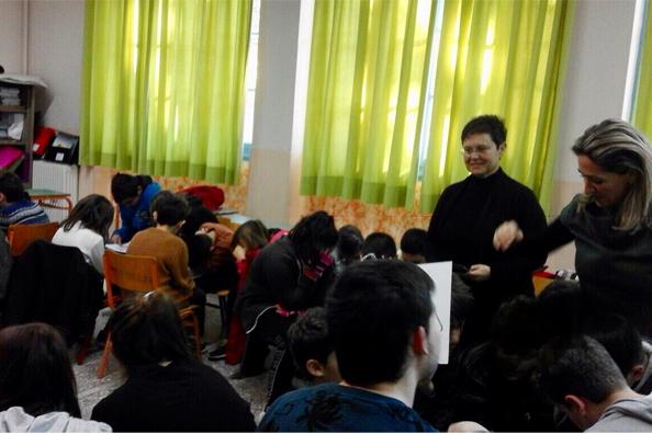 Ευχαριστήρια Επιστολή του Ε.Ε.Ε.Ε.Κ. Αργολίδας στο 1ο Δημοτικό Σχολείο Ναυπλίου
