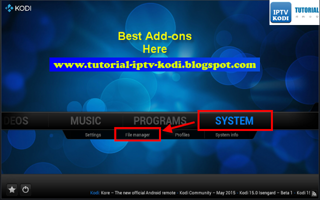 24 step for Install Exodus Kodi Addon 2017 Success