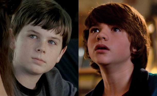 Chandler Riggs And Joel Courtney Joins Stephen King S