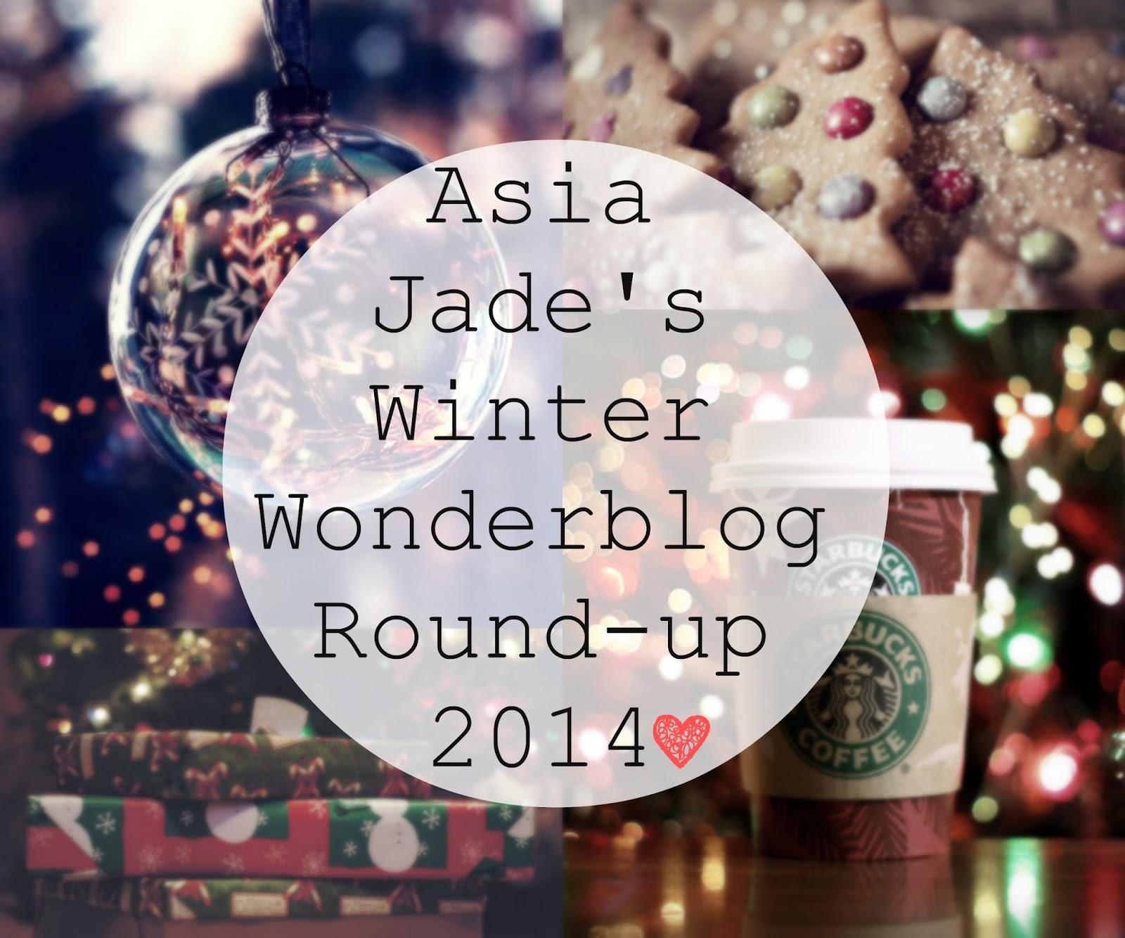 Winter Wonderblog Round-up 2014