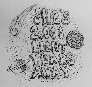 Green Day Lyrics - 2000 Light Years Away