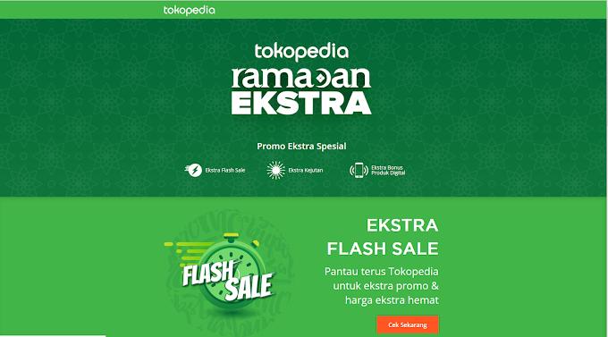 Tips Belanja Online Hemat Selama Ramadan di Tokopedia