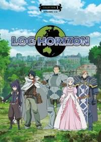 log horizon anime seperti shichisei no subaru