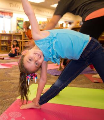 Cảm thấy thích thú hơn trong tập luyện Yoga