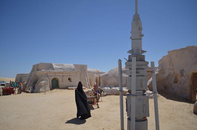 Tunísia, cenário de filmes como Star Wars
