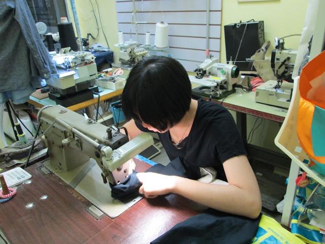 新竹修改衣服-班尼專業修改衣服,服裝修改師&換拉鍊