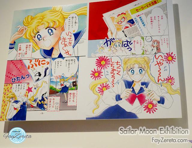 sailor moon exhibition-21