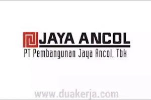Lowongan Kerja PT Pembangunan Jaya Ancol Tahun 2019