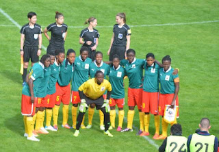 Cameroon military female National team