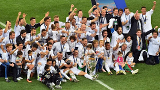 Real Madrid Liga Champion