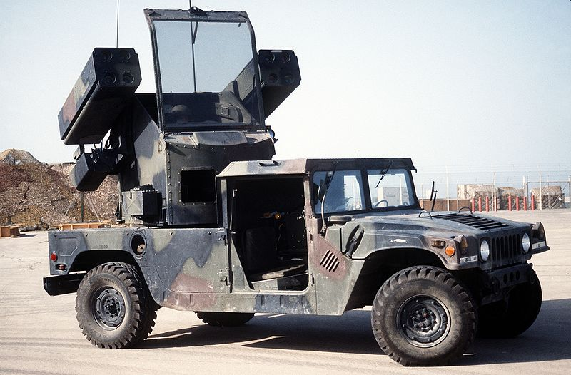 Oman Looks to Purchase SL-AMRAAM & Avenger Air Defense System