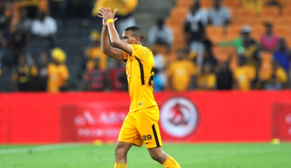 In-form striker Ryan Moon has now found the back of the net five times in six matches for Amakhosi