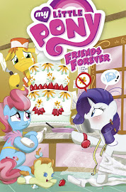 MLP Friends Forever Paperback #5 Comic