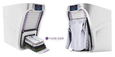 [Video] Malas Untuk Menyetrika Dan Melipat Pakaian? Foldimate Bisa Menanganinya Secara Otomatis