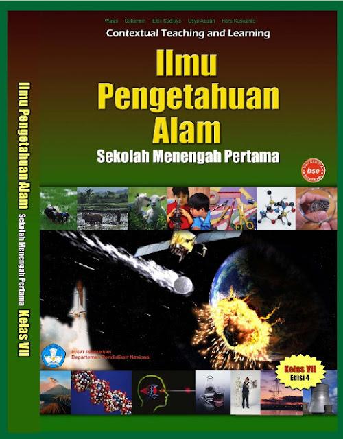 Download Buku Siswa KTSP SMP Kelas 7 Ilmu Pengetahuan Alam