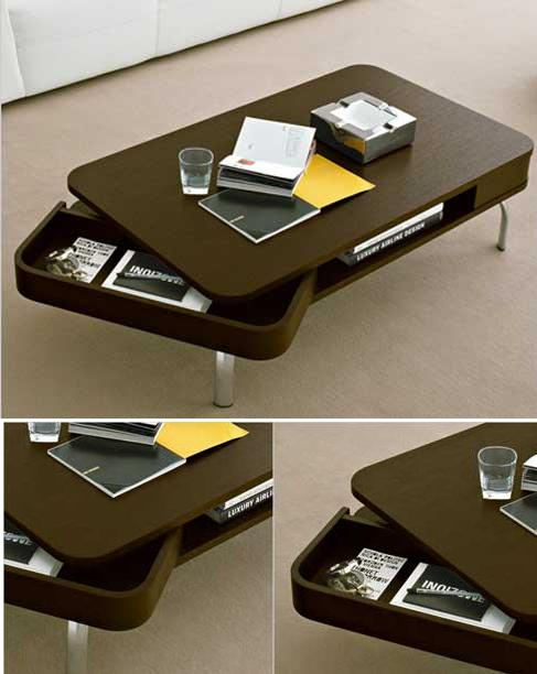 15 Modern Tables and Creative Table Designs - Part 2.
